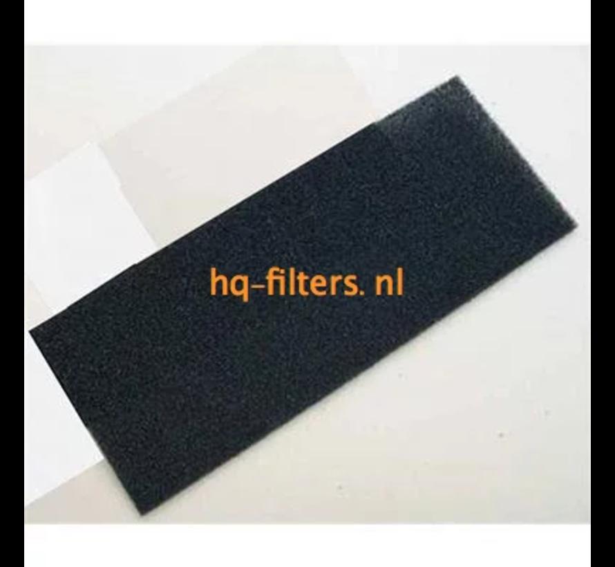 Biddle luchtgordijn filters type SR S / M-150-R / C