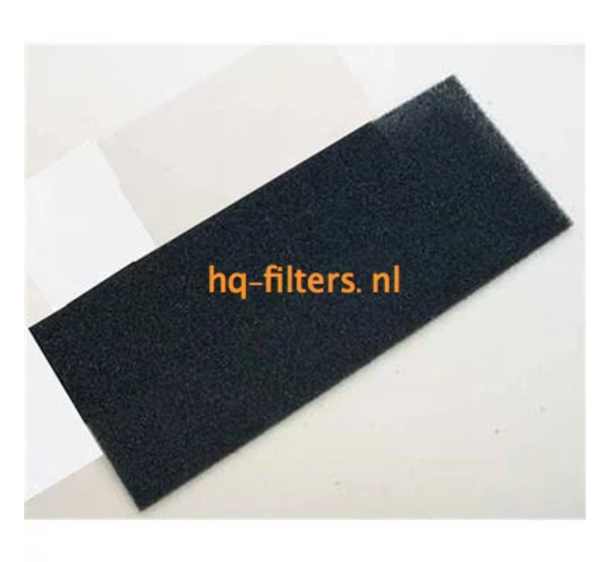 Biddle luchtgordijn filters type SR L / XL-150-R / C