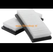 Nilfisk Nilfisk Attix 30 / 40 / 50 Vlakfilter