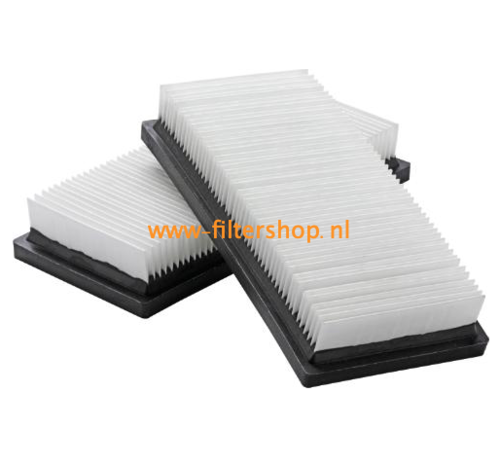 Nilfisk Nilfisk Attix 30 / 40 / 50  Flachfilter 302002842 | NF0097