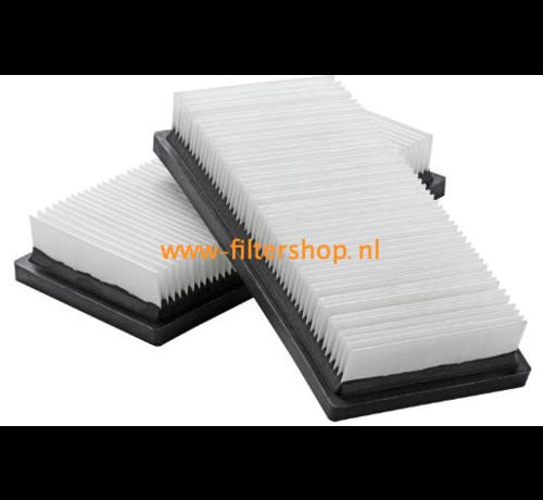 Nilfisk Nilfisk Attix 30 / 40 / 50 Vlakfilter 302002842 | NF0097