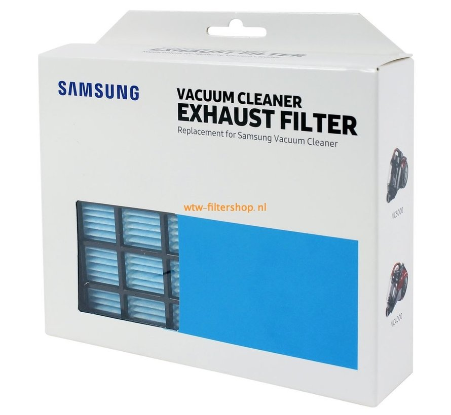 Origineel Samsung Uitblaasfilter VCA-VH50