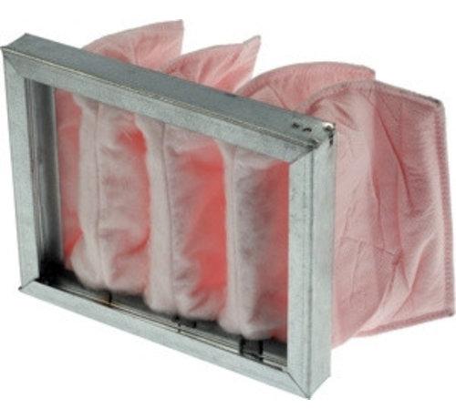 hq-filters ATC filterbox zakkenfilter F7 - 81226  - FLF-BSP  250