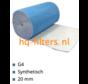 WTW Filterdoek G4 - 1 x 20 meter x 20 mm - 51104