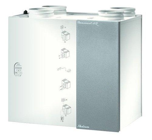 Brink filtershop Brink Renovent HR 250/325 M&L + bypass | G3 | M6 filter | 531170