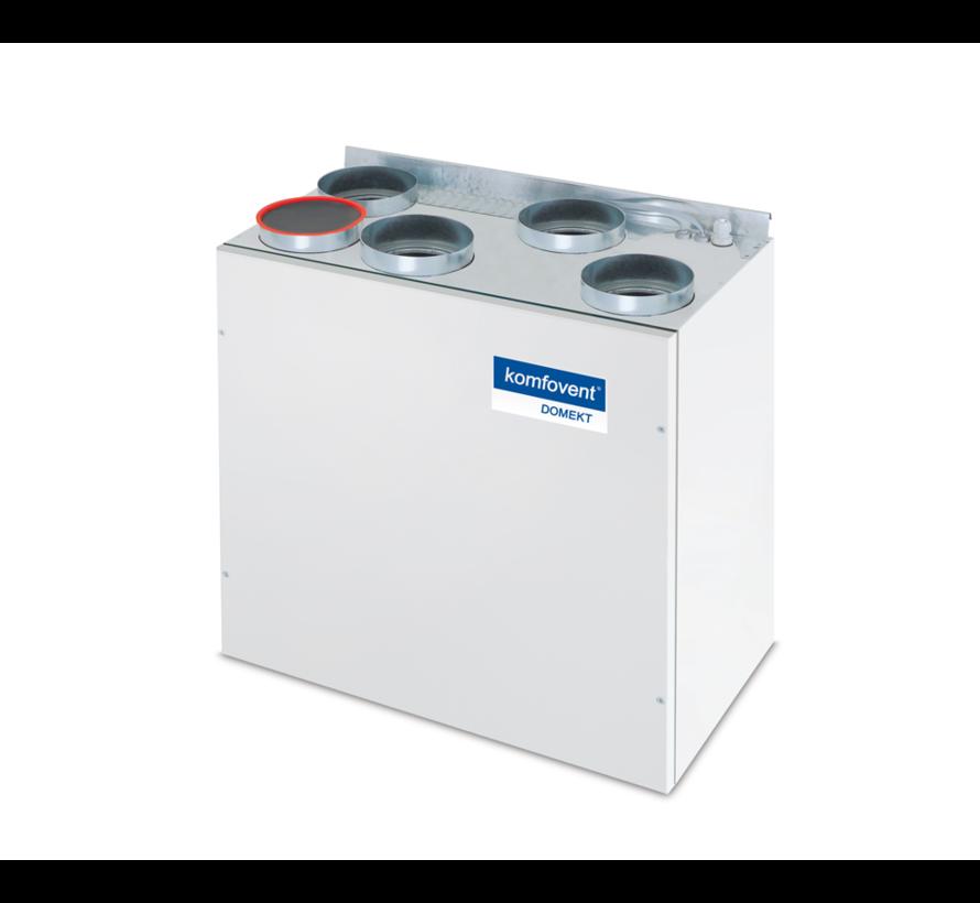 Komfovent Domekt R 200 V  filterset M5 / F7