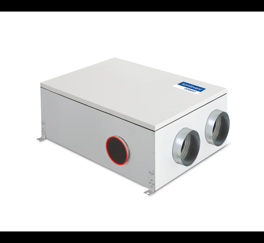 Komfovent Domekt R 250 F filterset M5 / F7