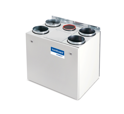 Komfovent Filtershop Komfovent Domekt R400 V  filterset M5 / F7
