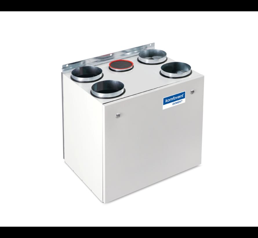 Komfovent Domekt R450  V  filterset M5 / F7