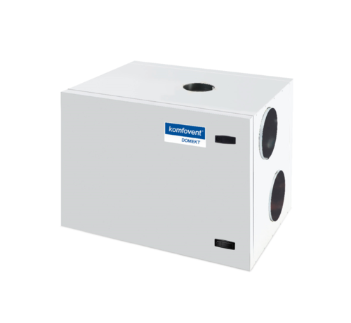 Komfovent Filtershop Komfovent Domekt R500 H  filterset M5 / F7