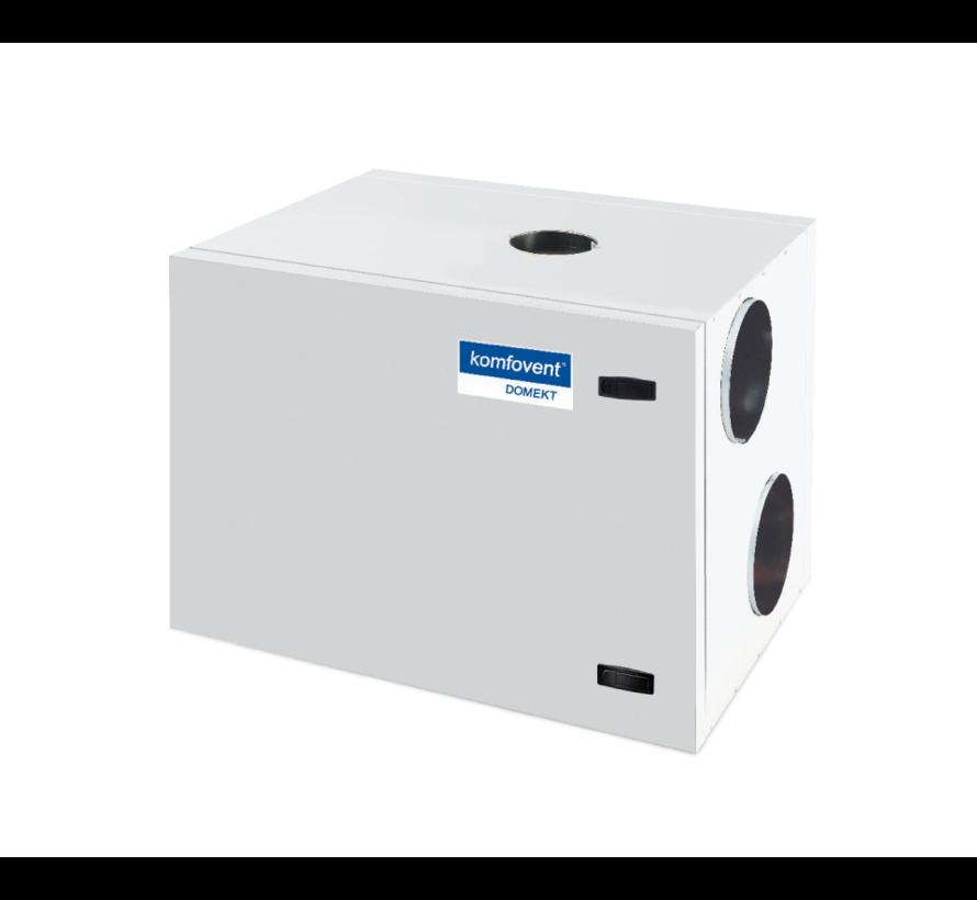 Komfovent Domekt R500 H  filterset M5 / F7