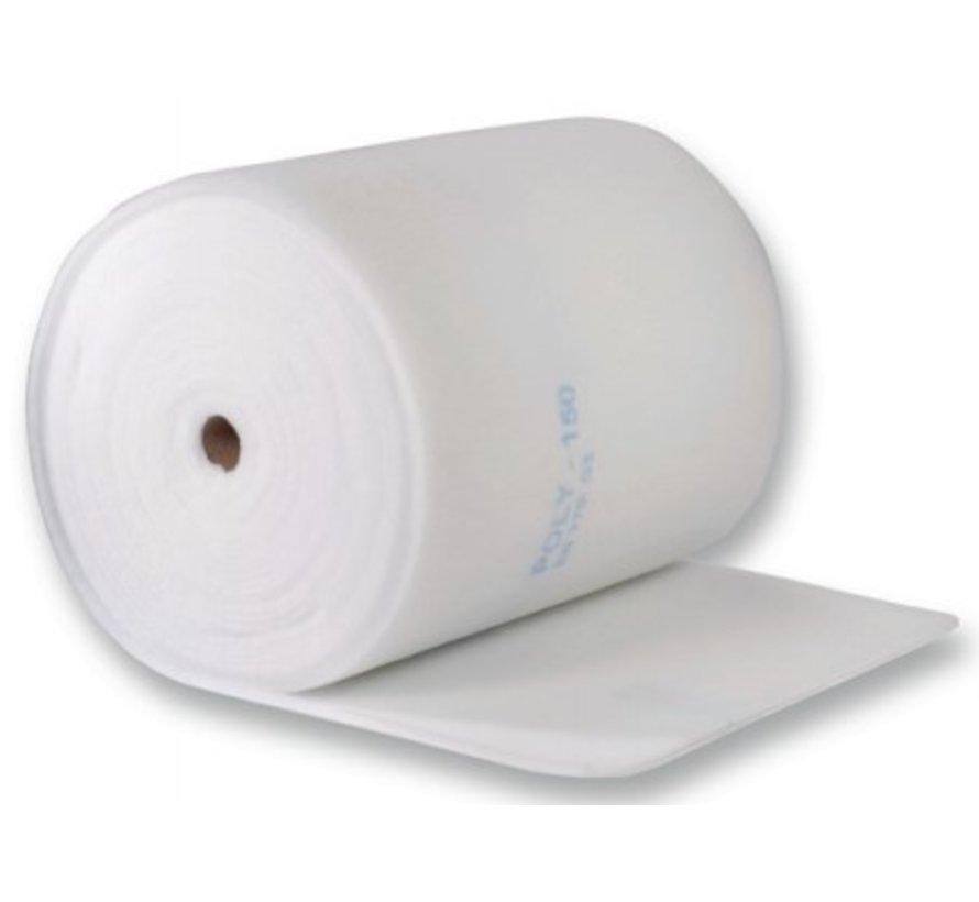WTW Filterdoek M6 ISO ePM10 50%  - 1000 x 1000 x 10 mm - 50300