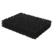 Actief koolstof mat 500x500x12 mm