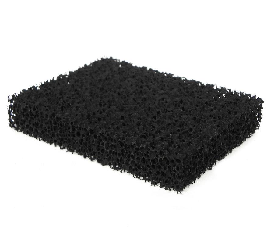 Actief koolstof mat 500x500x12 mm - AK500