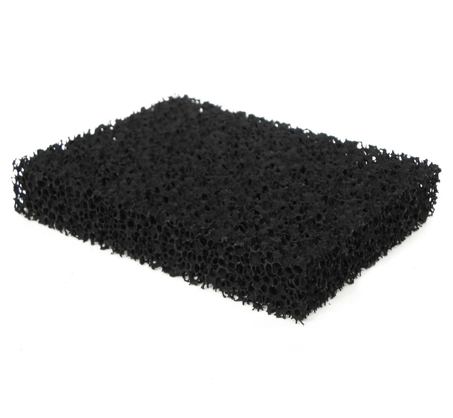 Active carbon mat 1000x1000x12 mm - AK501