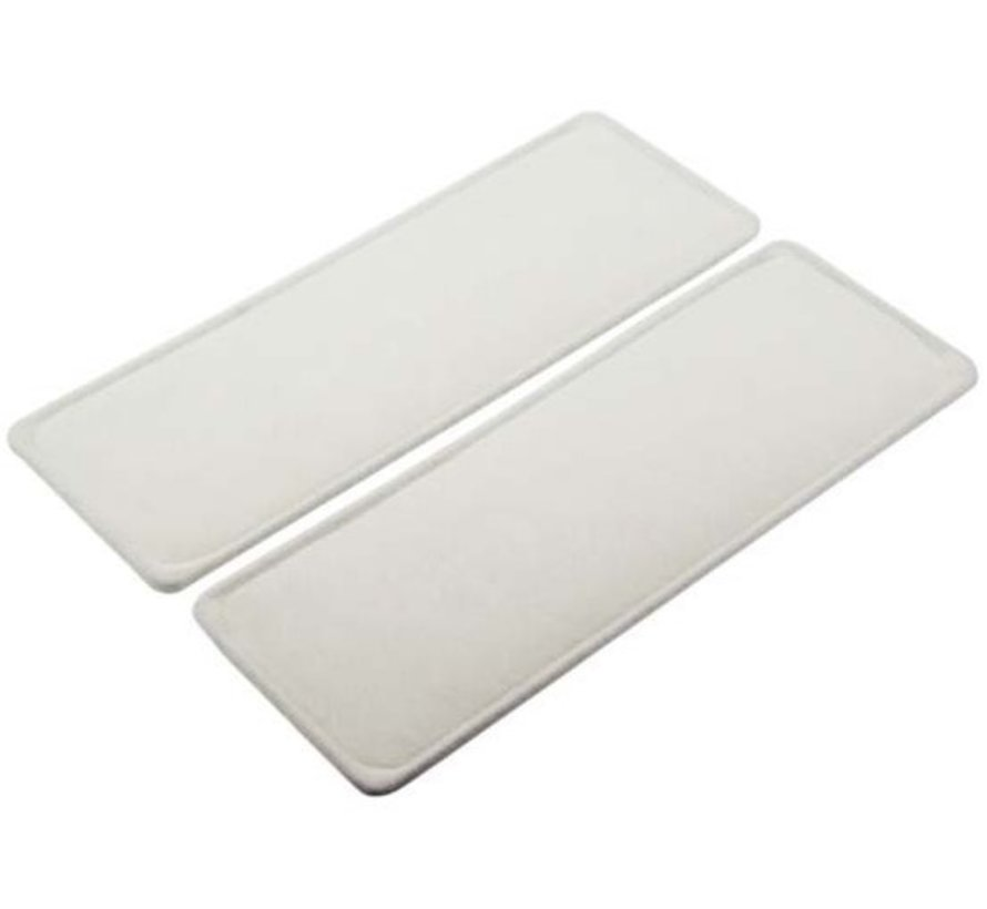 Replacement air filter for ELF-KWL 270/370 4/4