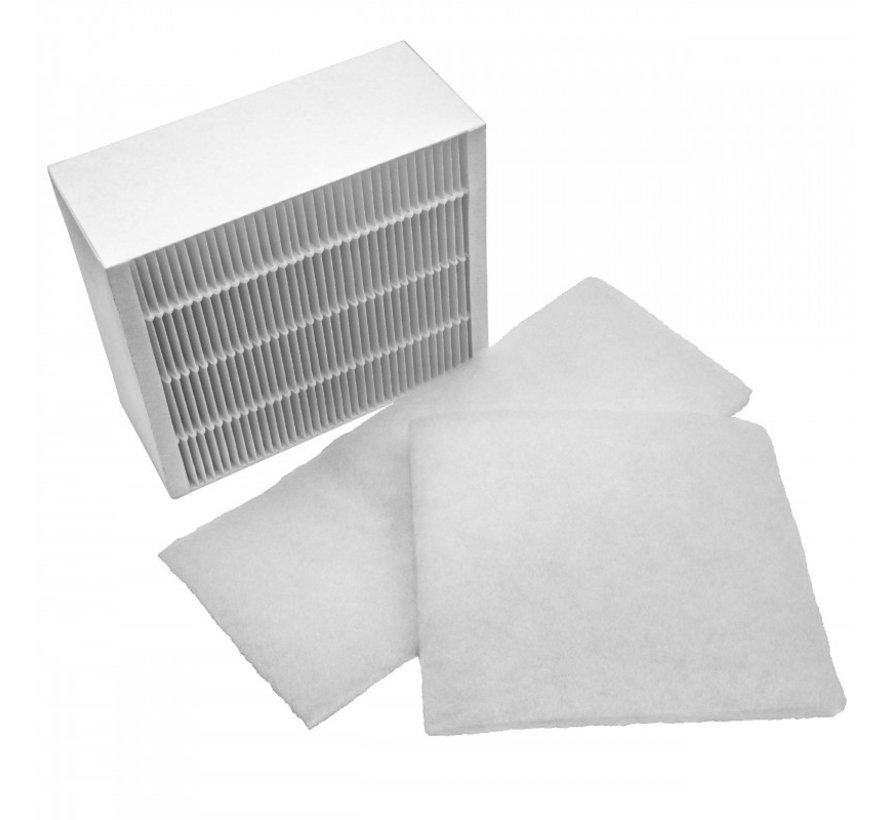 Vallox 110SE / SC    Filter pakket nr. 22