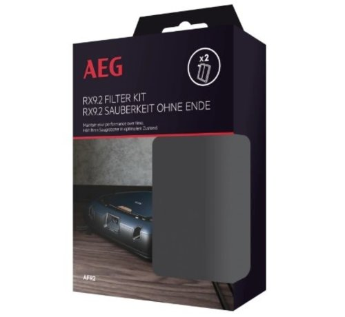 AEG AEG AFR2 RX9.2 Filter Kit - 9009230831