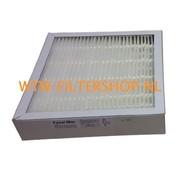 Benzing Vervangend luchtfilter voor WRGZ 500 - F7