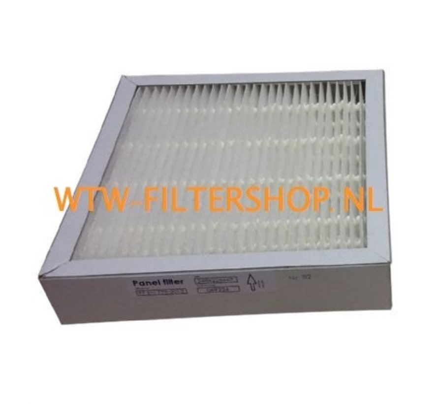 Replacement air filter for WRGZ 800 - F7