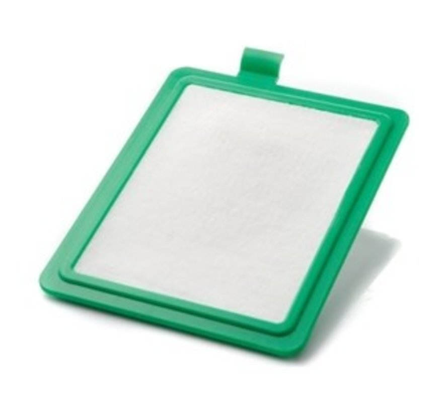 Philips micro filter + Groen frame