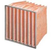hq-filters Zakkenfilter M6  - 592x592x