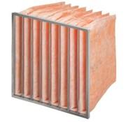 hq-filters Beutelfilter M6 - 287x592x