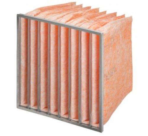 hq-filters Zakkenfilter M6 - 300 - 500 - 600 mm