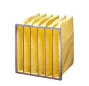 hq-filters Zakkenfilter F8 - 592 x 287x