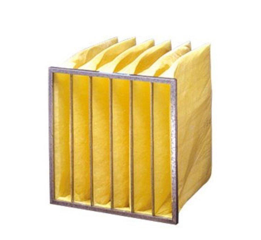 Bag filter F8 - 300 - 500 - 600 mm