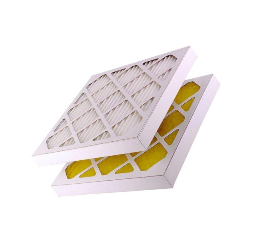 Glasvezel paneelfilter G2 - ISO Coarse <50%