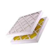 hq-filters Glasvezel paneelfilter G3 - 592x592x45
