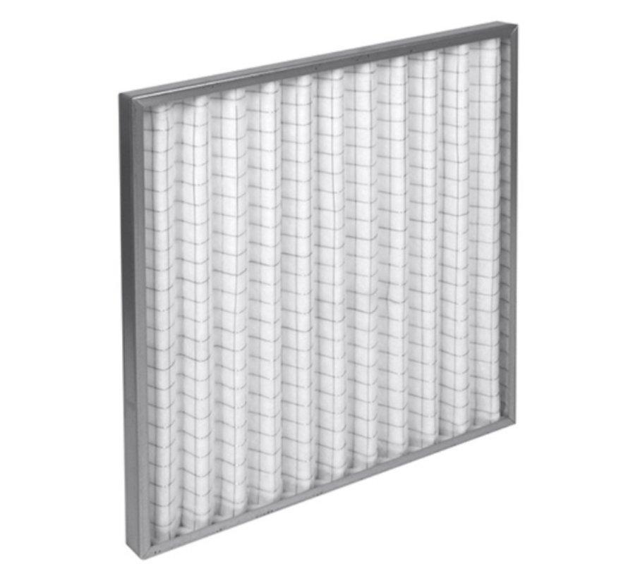 HQ-AIR filterpaneel metaal G4 620x495x47