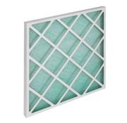 hq-filters Paneelfilter Kartonnen frame G4 - 390x490x95