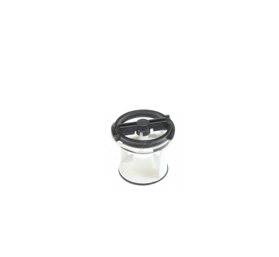 Pomphuis met pluizenfilter voor Whirlpool - Bauknecht - Philips - 481936078363