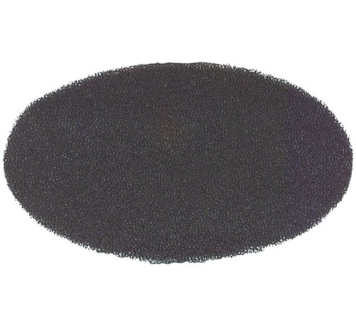 Universele afzuigkap filters Universeel Foam filter met rond 285 mm