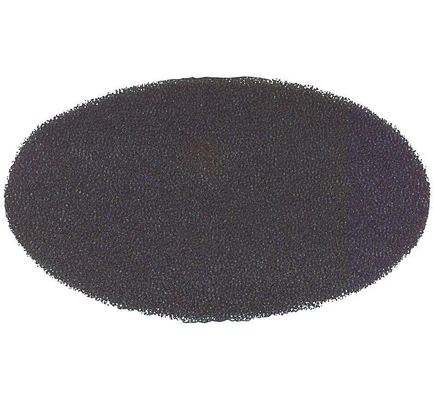 Universal-Schaumfilter mit rund 285 mm