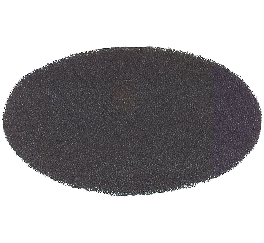 Universeel Foam filter met rond 285 mm