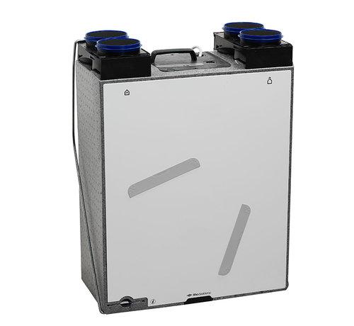 hq-filters Itho Daalderop HRU ECO 150 | 05-00142 | F7 Pollen filters