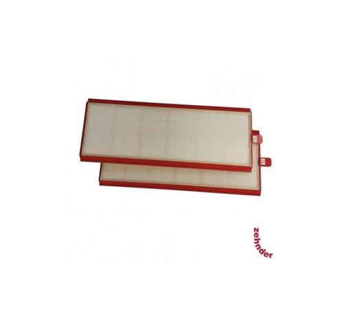 Zehnder Filtershop Zehnder ComfoAir 350 / 500 / 550  | F7/F7 | 400100086