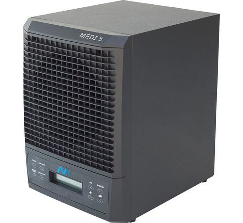 maxvac Air purifier MEDI 5 with UV-C technology