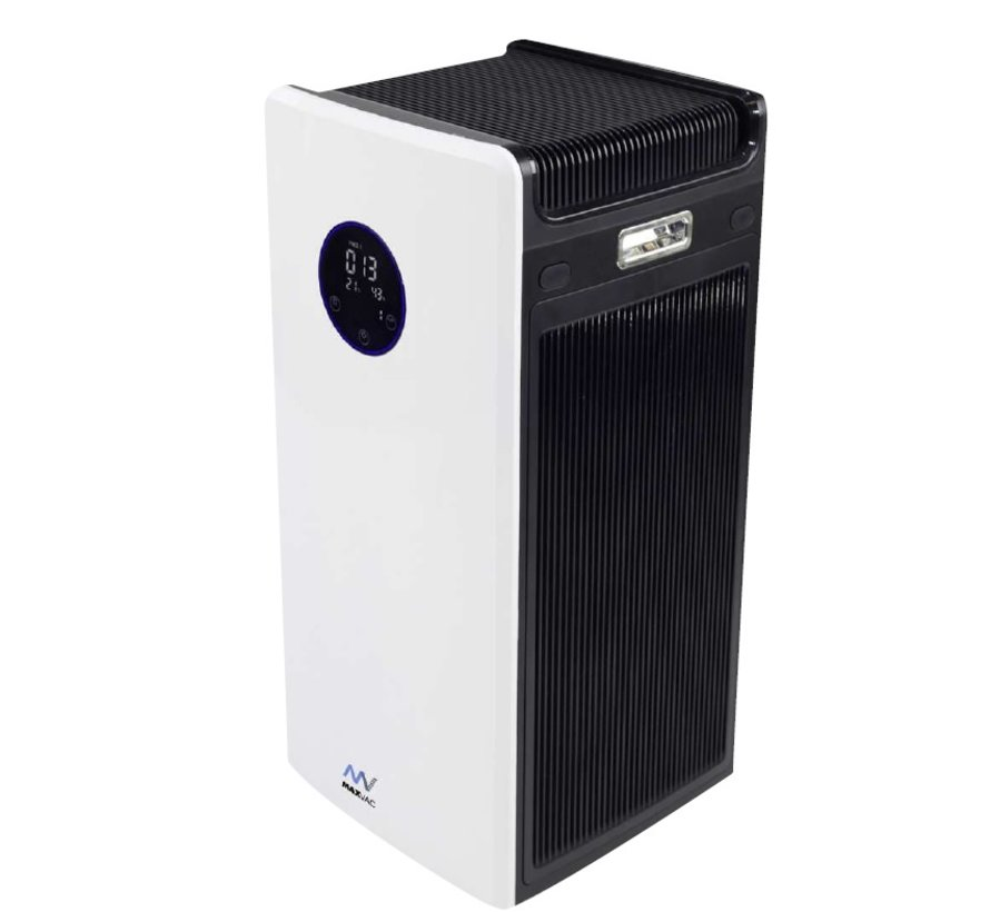 Air purifier MEDI 8 with UV-C technology