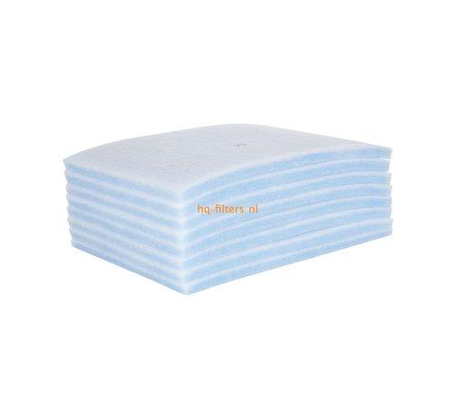 hq-filters NILAN Comfort 252 Top Filterset | G4 | 8 stuks
