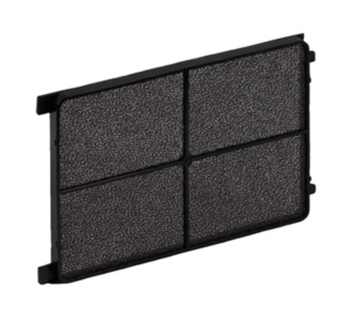 hq-filters Zehnder cover grille CLD / CLD-P - black- 10 pieces