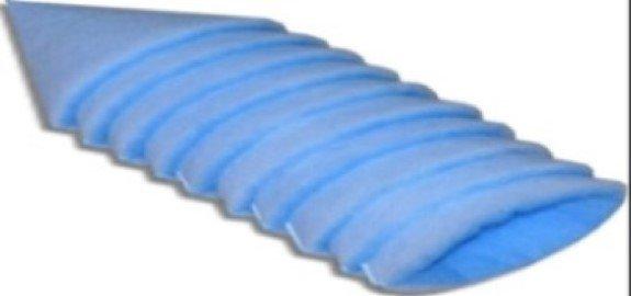 10 x Kegelfilter voor afzuigventiel DN 160 - Klasse G4 - € 9,95