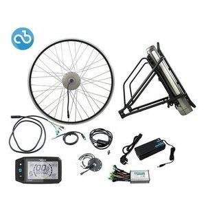 Power-Bike Excellent ombouwset naar E-bike