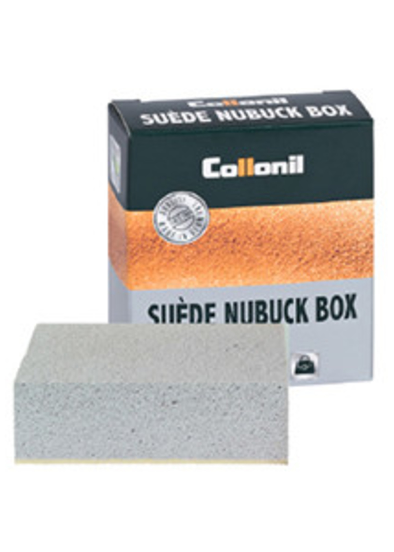 Suède nubuck box