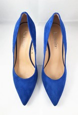 Karmine Pump kobalt blauw