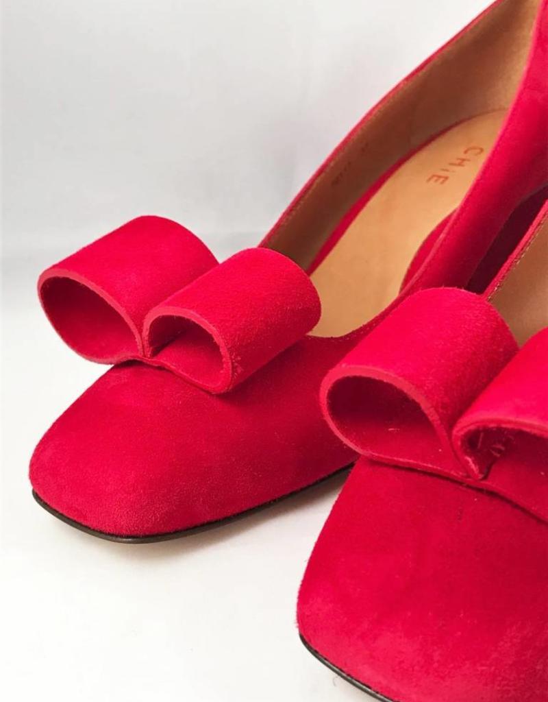 Chie Mihara Rania rood