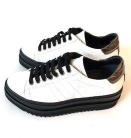 Sneaker, Laura Bellariva, wit